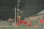 下松市都町の火災