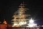 帆船日本丸と帆船海王丸
