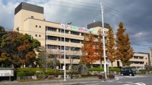 下松市役所