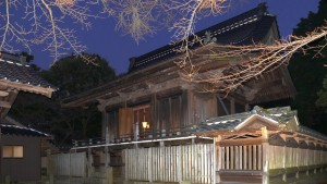 降松神社 中宮 本殿