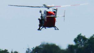 山口県消防防災ヘリコプター「きらら」