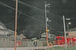 下松市都町の火災2