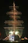 日本丸夜景