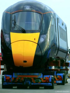 日立の英国鉄道用車両Class800