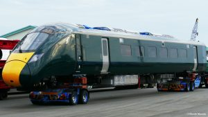 日立英国鉄道車両_深緑色のClass800